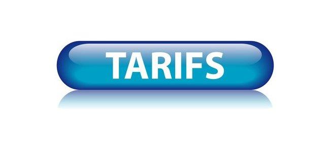 Nouveaux tarifs des droits de chancellerie applicable for Chambre de commerce franco serbe