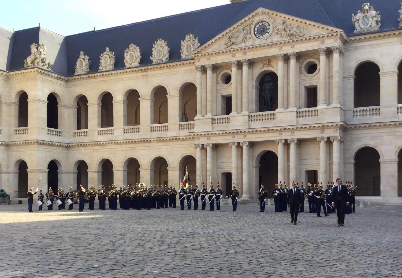 Visite officielle du premier ministre serbe se aleksandar for Chambre de commerce franco serbe